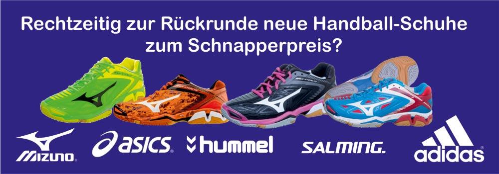 Handball Schuh Schnapper