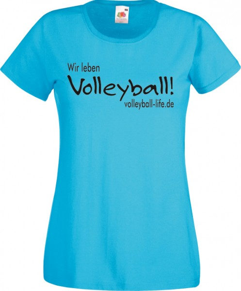 Promoshirt Damen - Volleyball