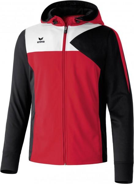 Premium One Trainingsjacke mit Kapuze