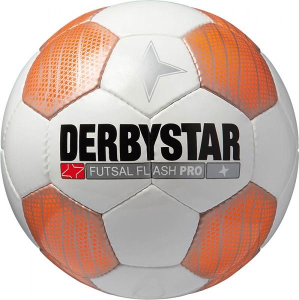 Futsal Flash Pro weiß/orange /silber 4
