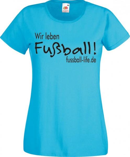 Promoshirt Damen - Fußball