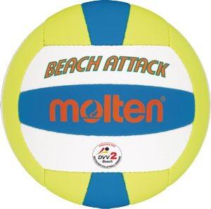 Beachvolleyball MBVBA Weiß/Gelb/Blau 5