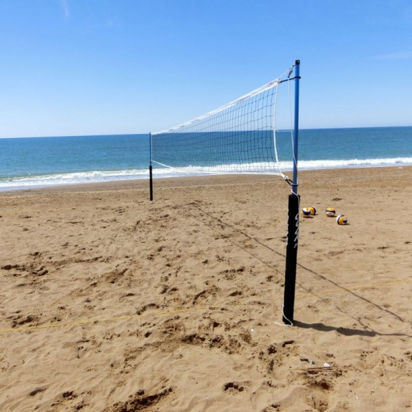 Cobra Outdoor Volleyball Profi System