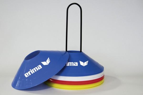 Markierungshütchen Set red/blue/yellow/white 1