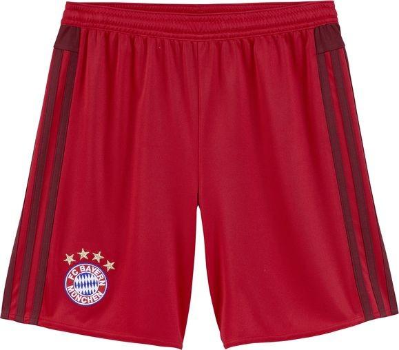 FC Bayern München Short Heimtrikot 2015/2016