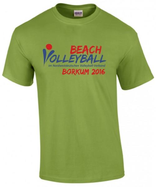 T-Shirts Borkum 2016