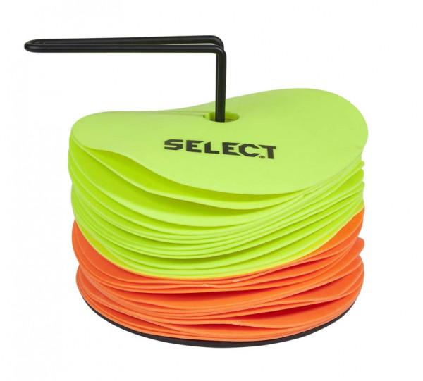 Floormarker gelb/orange One Size