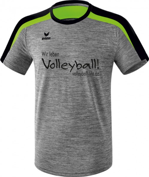 "Liga 2.0 T-Shirt ""Wir leben Volleyball""-Promo Kinder"