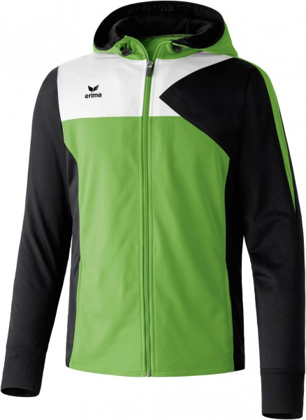 Premium One Trainingsjacke mit Kapuze