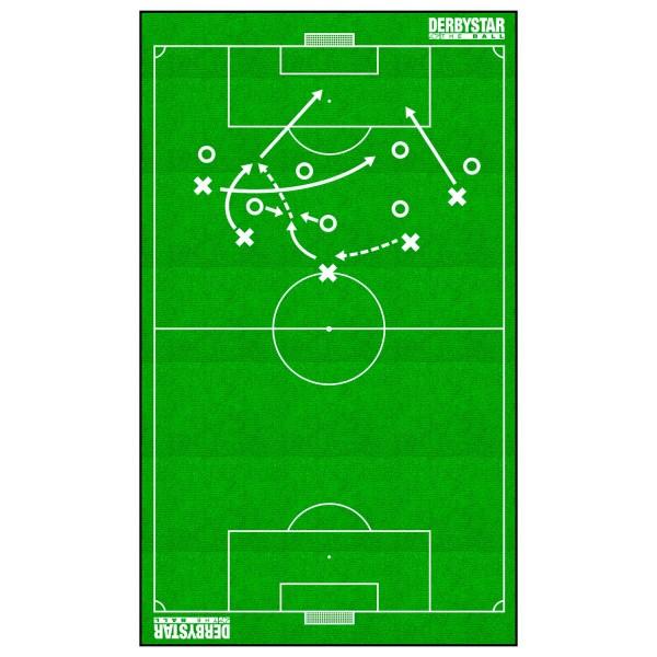 Handtuch Fußball Taktiktafel