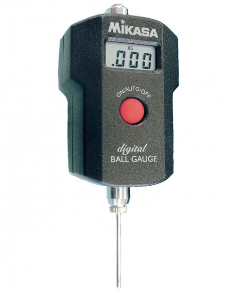AG-500 Digitales Ballmanometer schwarz