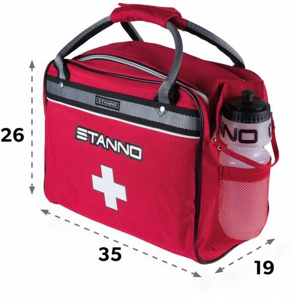 Sanitätstasche Red 35x26x19 cm.