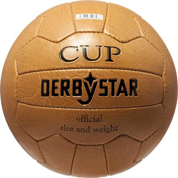 Nostalgieball Cup braun 5