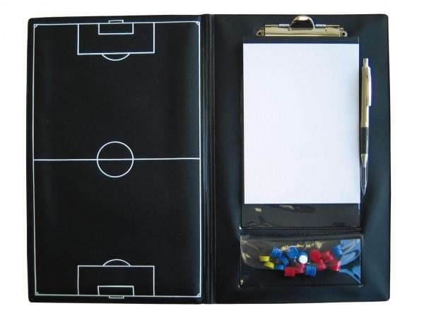 Trainer-Mappe schwarz 22,5 x 36 cm