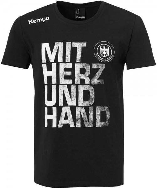 Mit Herz & Hand T-Shirt