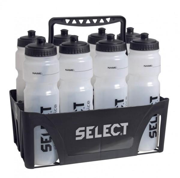 Trinkflaschenhalter schwarz One Size