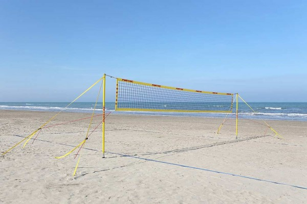 Pro Beach Set mit Pro Beach Netz