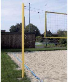 Beach-Volleyball-Wettkampfanlage