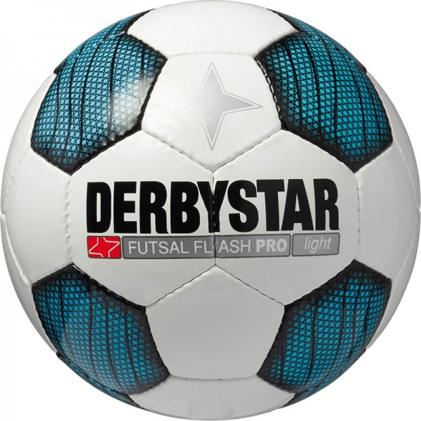 Futsal Flash Pro Light weiß/blau/schwarz 4