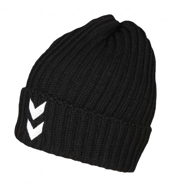 TRAINING BEANIE BLACK one size